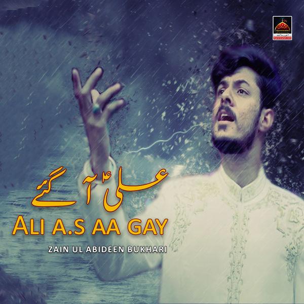 Zain Ul Abideen Bukhari - Ali A.s Aa Gay