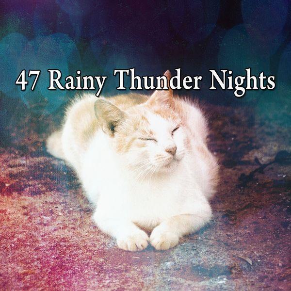 White Noise Babies - 47 Rainy Thunder Nights