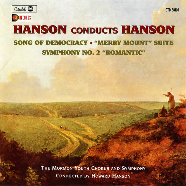 Howard Hanson Hanson Conducts Hanson