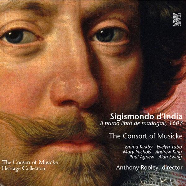 The Consort of Musicke|D'India: Il primo libro de madrigali, 1607