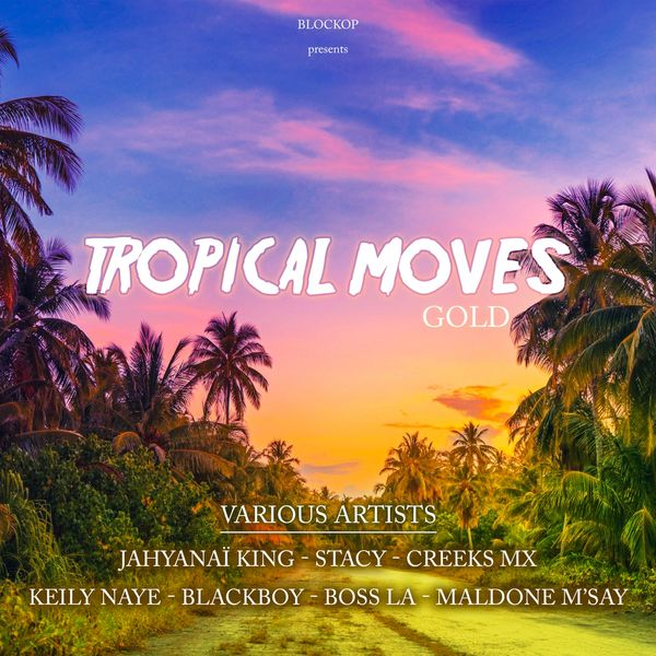 Various Artists - Tropical moves gold (Blockop hits compilation)