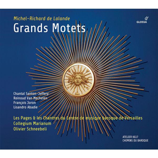 Chantal Santon-Jeffery - Lalande: Grands Motets