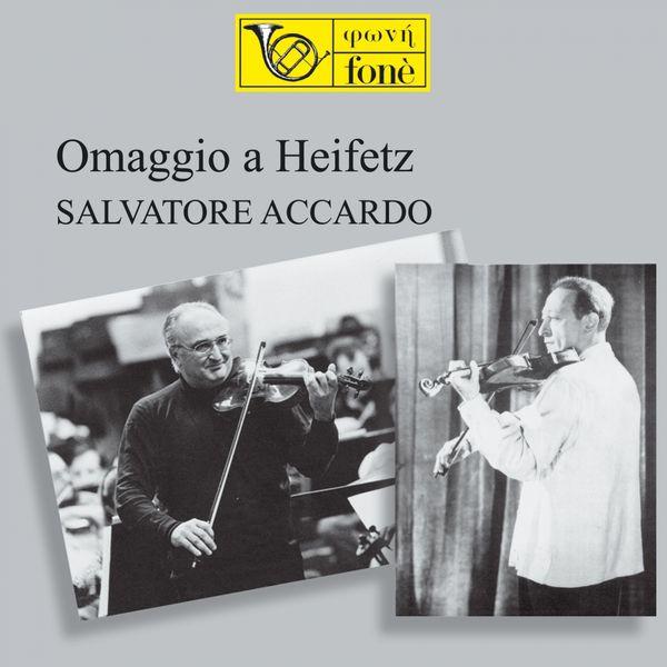 Salvatore Accardo, Laura Manzini - Omaggio a Heifetz