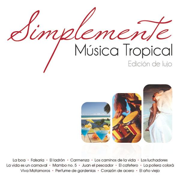 Los Santaneros De Pepe Bustos - Tropicales