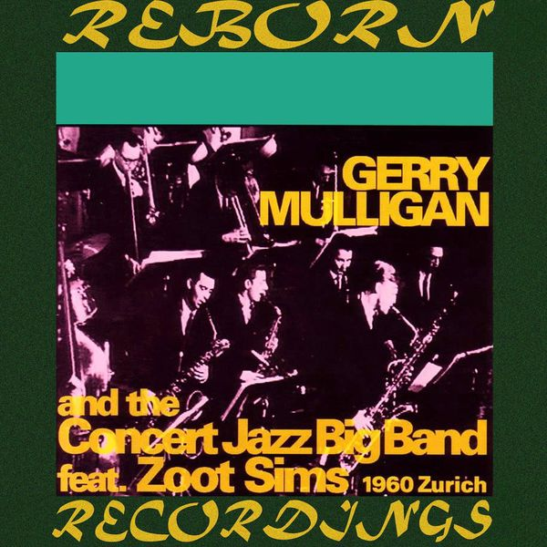Gerry Mulligan - Zürich 1960 (HD Remastered)