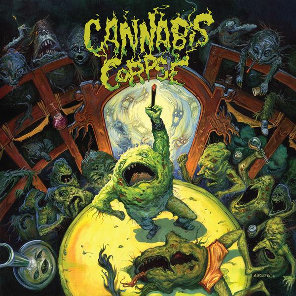 Cannabis Corpse - The Weeding