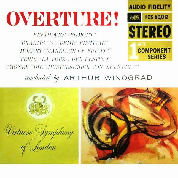 Arthur Winograd - Overture!
