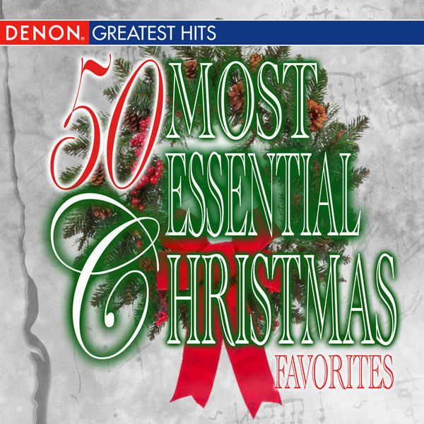 Various Artists - 50 Most Essential Christmas