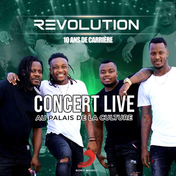 Revolution - Concert 10 ans de carrière (Live)