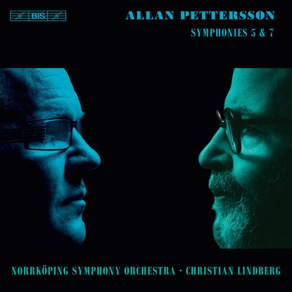 Christian Lindberg|Allan Pettersson : Symphonies Nos. 5 & 7