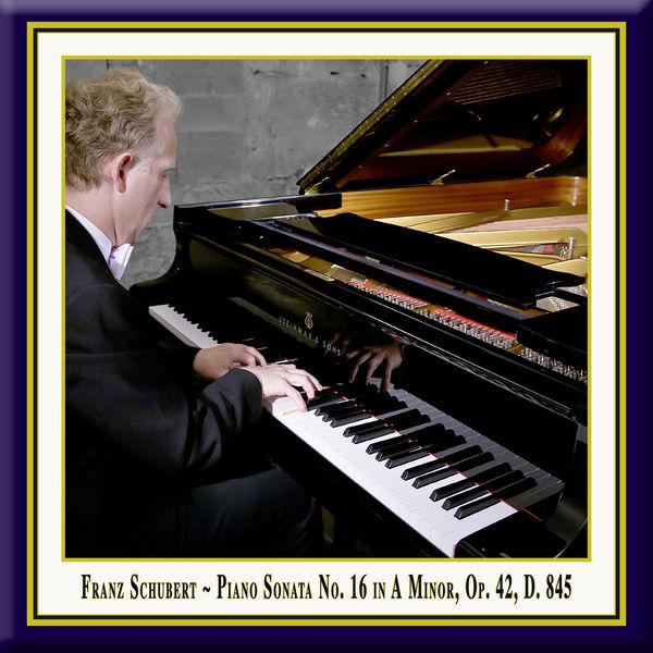 Rolf Plagge - Schubert: Piano Sonata No. 16 in A Minor, Op. 42, D. 845