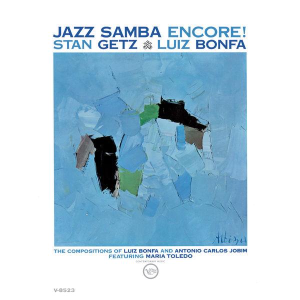 Stan Getz - Jazz Samba Encore!