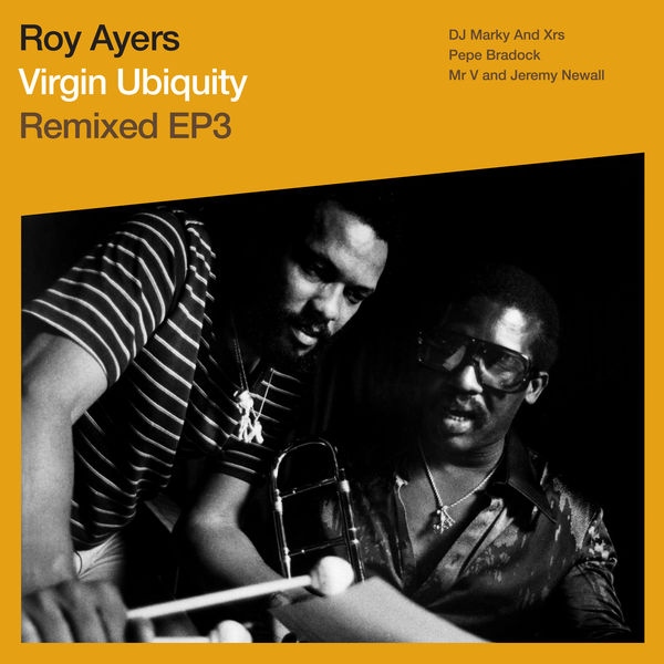 Roy Ayers|Virgin Ubiquity: Remixed EP 3