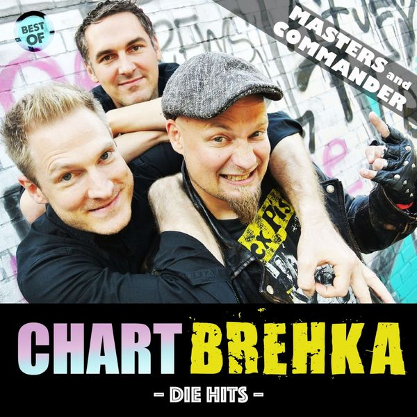 MASTERS and COMMANDER - Chartbrehka - Die Hits