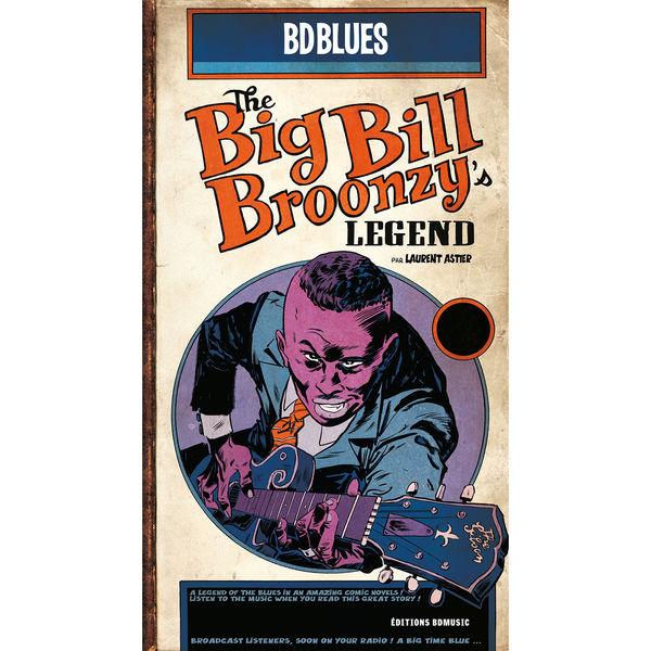 Big Bill Broonzy - BD Music Presents Big Bill Broonzy