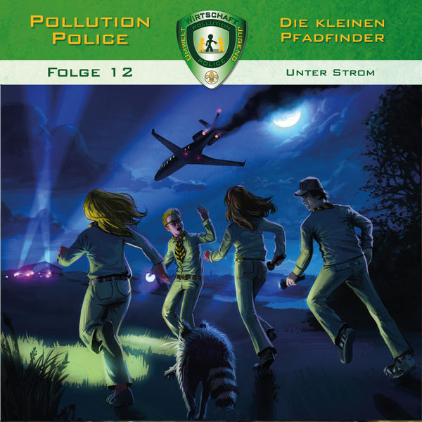 Pollution Police - Folge 12: Unter Strom