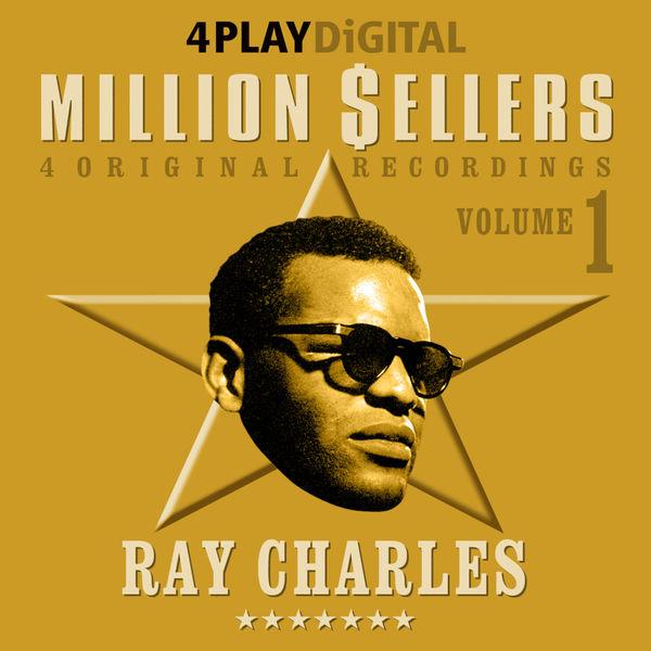 Ray Charles - Million Sellers - Volume 1 - 4 Track EP