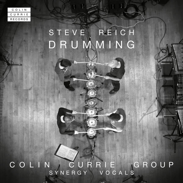 Colin Currie - Steve Reich: Drumming