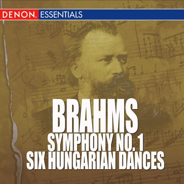 Johannes Brahms - Brahms - Symphony No. 1 - Six Hungarian Dances