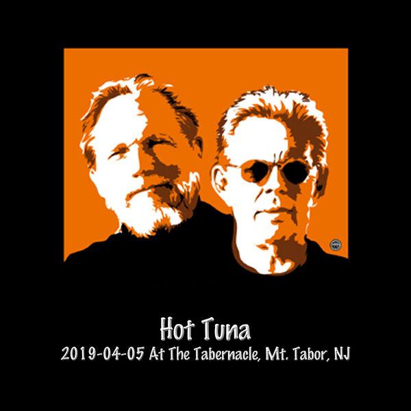 Hot Tuna - 2019-04-05 at the Tabernacle, Mt. Tabor, NJ (Live)