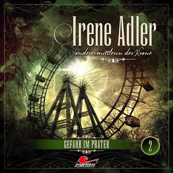 Irene Adler - Sonderermittlerin der Krone, Folge 2: Gefahr im Prater