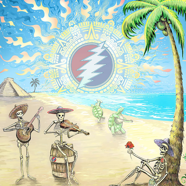 Dead & Company - Playing In The Sand, Riviera Maya, 2/15/18 (Live)