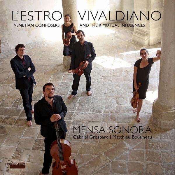 Mensa Sonora - l'Estro Vivaldiano