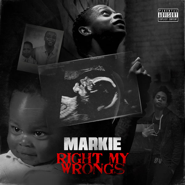 Markie - Right My Wrongs