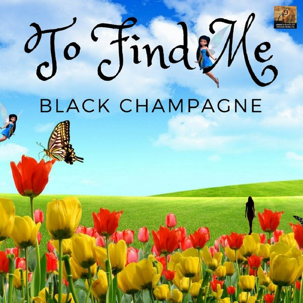 Black Champagne - To Find Me