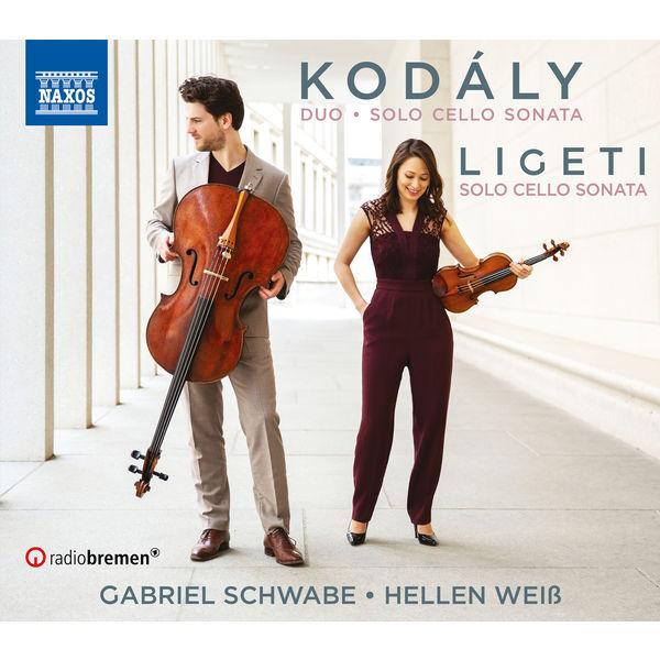 Hellen Weiss - Kodály & Ligeti: Cello Works