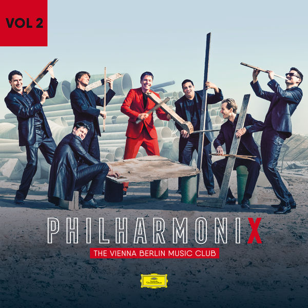 Philharmonix - The Vienna Berlin Music Club