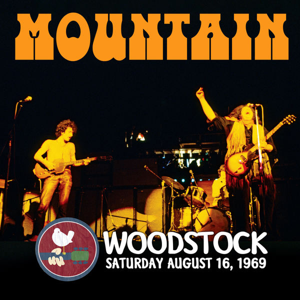 Mountain - Live at Woodstock