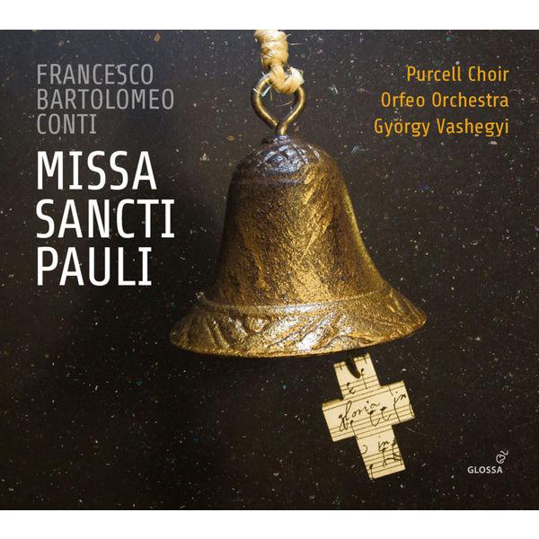 György Vashegyi - Conti : Missa Sancti Pauli