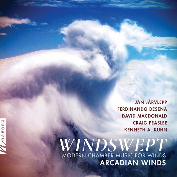 Vanessa Holroyd - Windswept: Modern Chamber Music for Winds