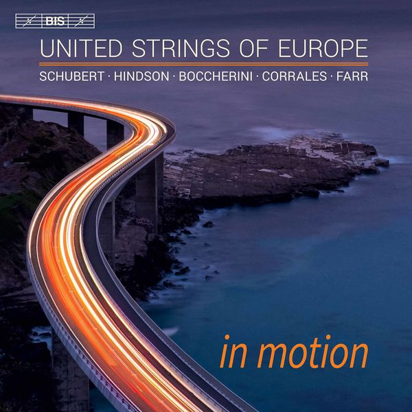 United Strings of Europe - In Motion