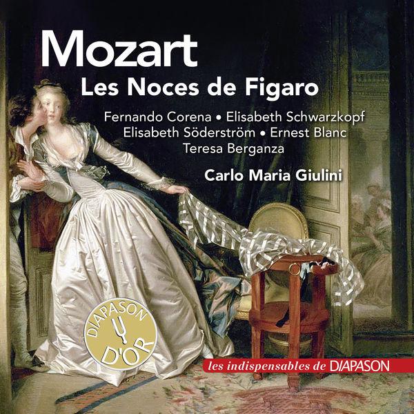 Various Artists - Mozart: Le nozze di Figaro, K. 492
