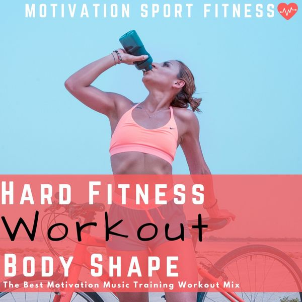 Hard Fitness Workout Full Body Shape (The Best Motivation