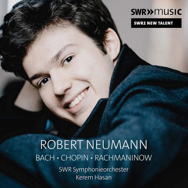 Robert Neumann - C.P.E. Bach, Chopin & Rachmaninoff: Works (Live)