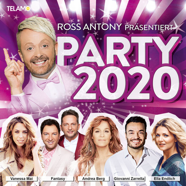 Various Artists - Ross Antony präsentiert: Party 2020