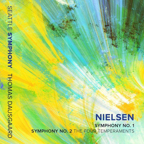 Seattle Symphony - Carl Nielsen: Symphonies Nos. 1 & 2 (Live)