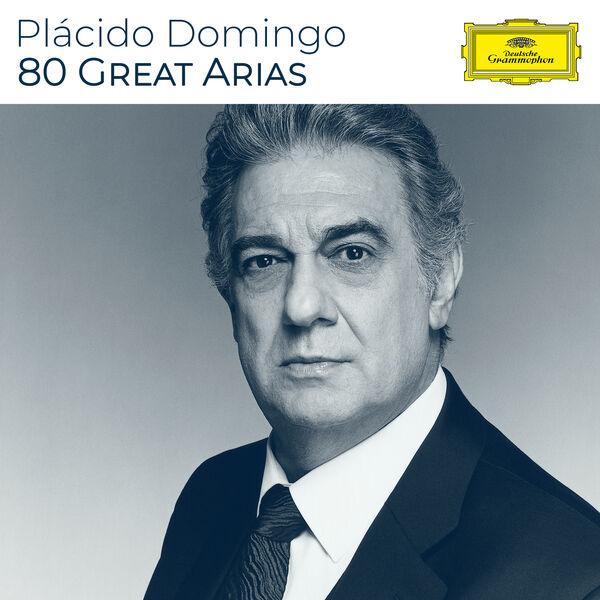 Plácido Domingo Plácido Domingo - 80 Great Arias