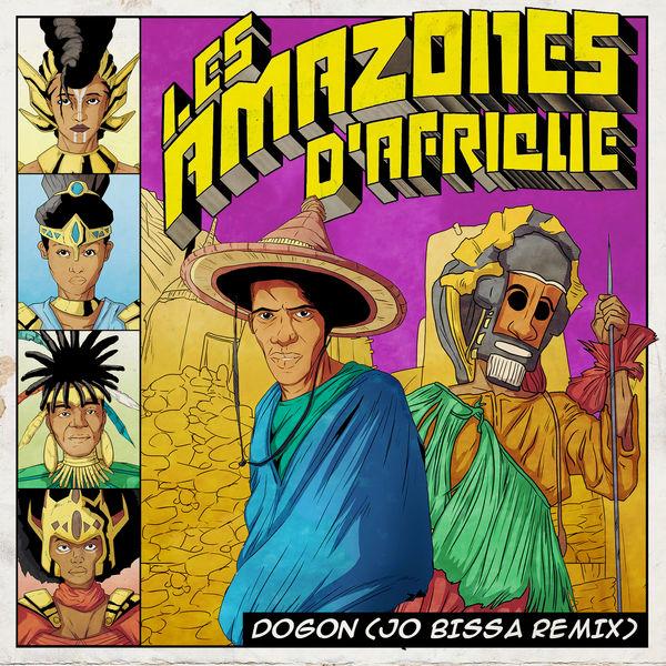 Les Amazones d'Afrique Dogon (JO BISSA Remix)