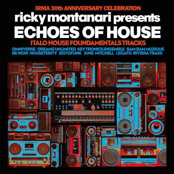 Ricky Montanari - Echoes of House
