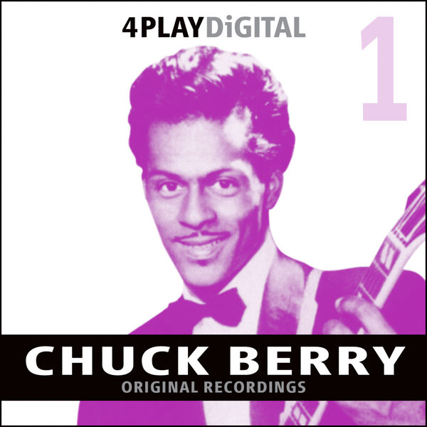 Chuck Berry - Roll Over Beethoven - 4 Track EP