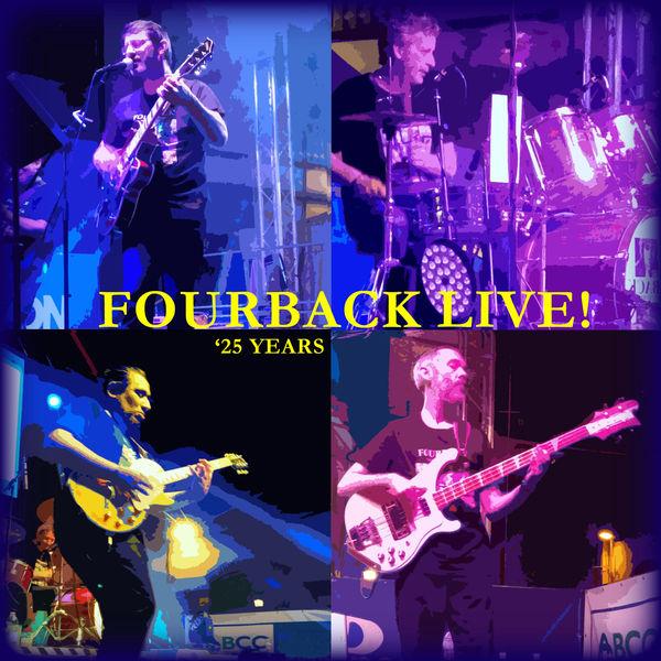 Fourback - FOURBACK LIVE!