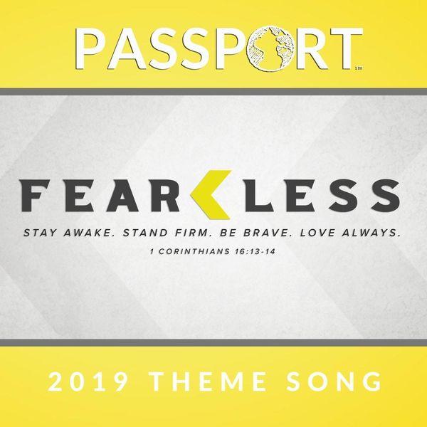 Passport - Fearless