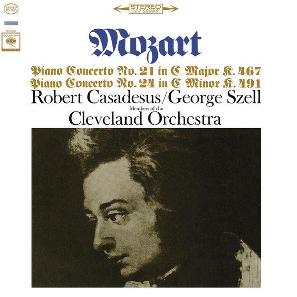 Robert Casadesus - Mozart: Piano Concerto Nos. 21 & 24 ((Remastered))