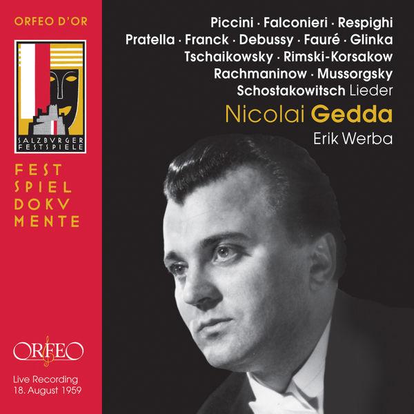 Nicolai Gedda - Nicolai Gedda (Live)