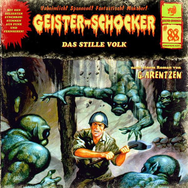 Geister-Schocker|Folge 88: Das stille Volk
