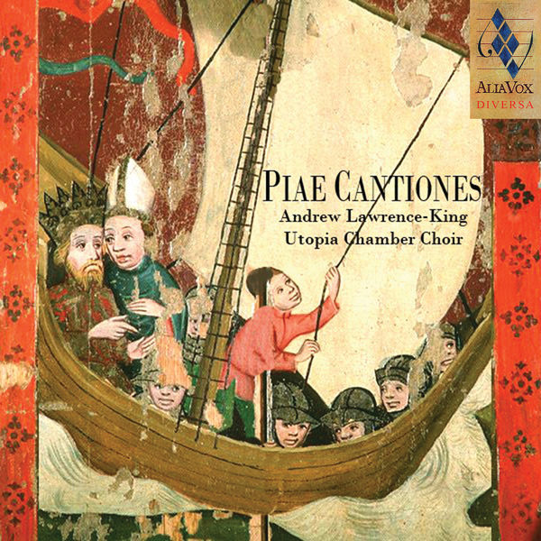 Andrew Lawrence-King - Piae Cantiones